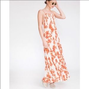 Free People Garden Party maxi in ivory